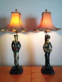 288 best images about ** 1950's Chalkware, Majestic ...