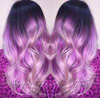 Die besten 17 Ideen zu Lila Blonde Haare auf Pinterest ...