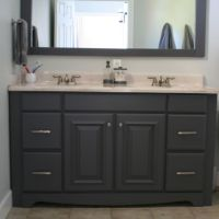1000+ ideas about Painting Bathroom Vanities on Pinterest ...