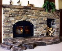 17 Best images about Unique Fireplaces on Pinterest ...