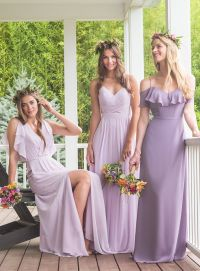 25+ best ideas about Purple bridesmaid dresses on ...