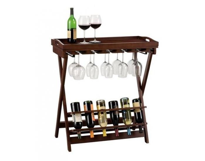 Rosehill Wine Cellars Havana Wine Rack Available From