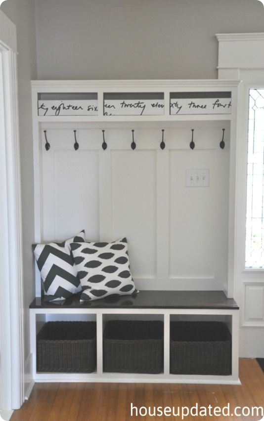 Entryway Entryway Storage And Storage Ideas On Pinterest