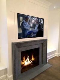17 Best images about TV & Fireplace Installs on Pinterest