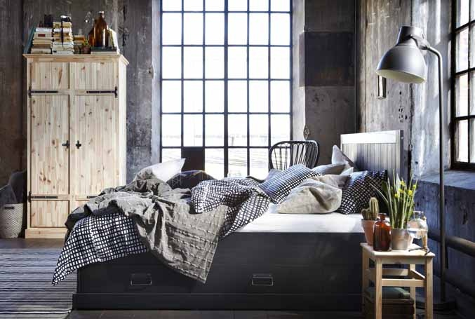 Schlafzimmer Industrial Get Ready To Fall In Love With Fjell Bedroom Series! It's