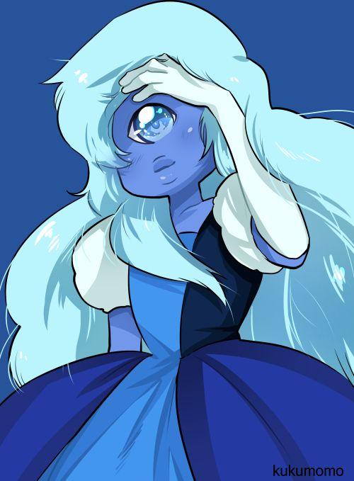 Cute Garnet Wallpaper Su Art Steven Universe Fandom Su Characters Sapphire