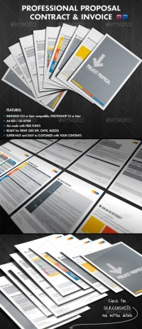 1000+ images about Business proposal design on Pinterest ...