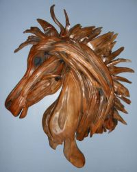 17 Best images about wood art on Pinterest | Horse ...