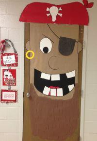 25+ best ideas about Pirate Door on Pinterest