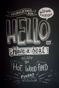 Best 25+ Chalkboard restaurant ideas on Pinterest | Chalk ...