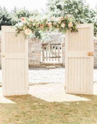 Best 25+ Old doors wedding ideas on Pinterest | Outdoor ...