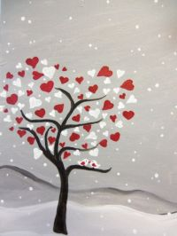 25+ best ideas about Love Canvas Painting on Pinterest ...