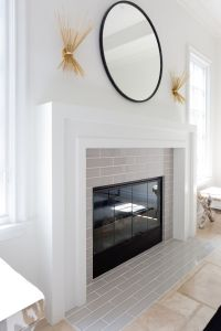 25+ Best Ideas about Modern Fireplace Mantles on Pinterest