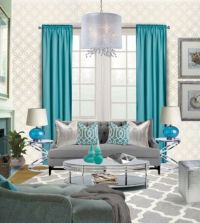 25+ Best Ideas about Teal Living Rooms on Pinterest ...