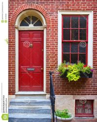 Paint Colors For Front Doors On Red Brick Houses ...