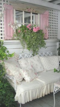 Shabby Chic Patio | Shabby Chic - Outdoor & Garden ...
