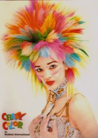 1177 best images about Hair on Pinterest | Dreads, Funky ...