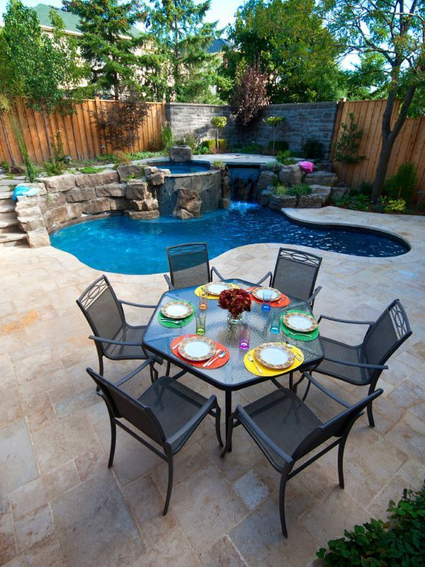 1000+ Ideas About Small Backyard Pools On Pinterest | Small Pools