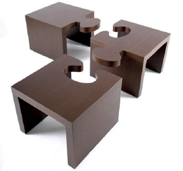 Couchtisch Hochglanz Schublade Jigsaw Puzzle Table: Multi-purpose Furniture Is Terrific
