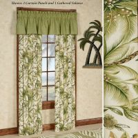 17 Best ideas about Tropical Window Treatments on ...
