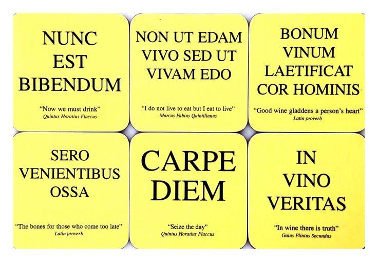 Just Do It Quote Wallpaper Shia More Latin Phrases Loony Linguistics La Linguistique