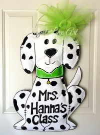 246 best images about Burlap Door Hangers on Pinterest ...