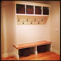 Best 25+ Mudroom storage bench ideas on Pinterest