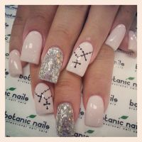 1000+ ideas about Cross Nail Designs on Pinterest | Nails ...