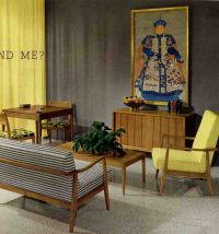 1000+ ideas about Retro Living Rooms on Pinterest | Living ...