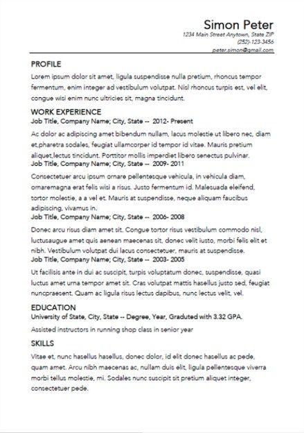 Resume Wizard Free Download - cv01billybullock - resume wizard free download