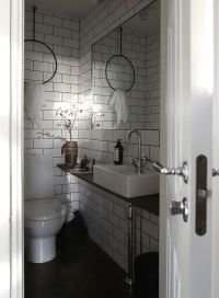 1000+ ideas about Small Guest Bathrooms on Pinterest ...