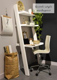 25+ best Desk Ideas on Pinterest | Desk space, Desks and ...