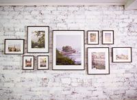 25+ best ideas about Photo wall arrangements on Pinterest