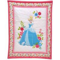Disney Cinderella 3-Piece Crib Bedding Set | Disney, Dust ...