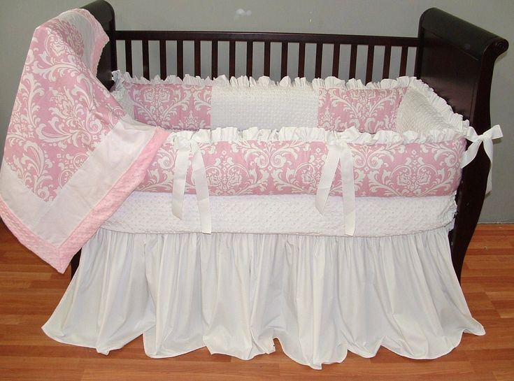 150 best images about Baby Girl Bedding Sets on Pinterest