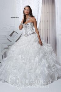 Looking for a white Quinceanera dress?? Like us on ...