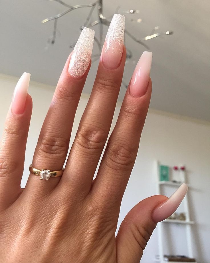 25+ best ideas about Long Nail Designs on Pinterest