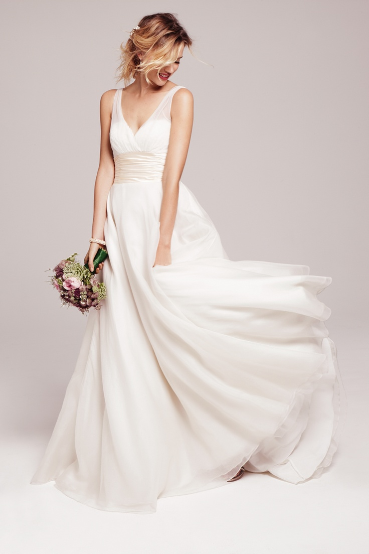 dresses shoes wedding dresses nordstrom Soft romantic Emmanuelle gown by Anne Barge available at Nordstrom Wedding Suites