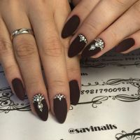 25+ best ideas about Rhinestone nails on Pinterest ...