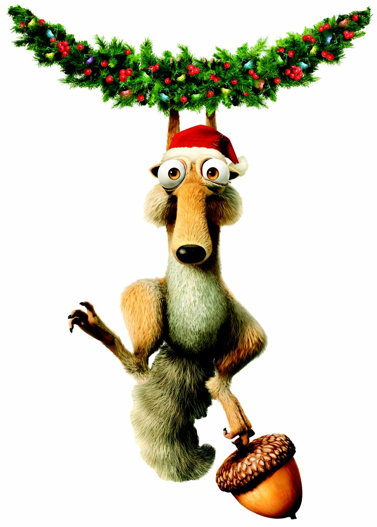Cute Xmas Wallpapers Free Merry Christmas Tom Scrat Ice Age Pinterest