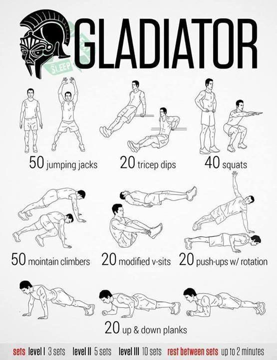 full body circuit workout for men
