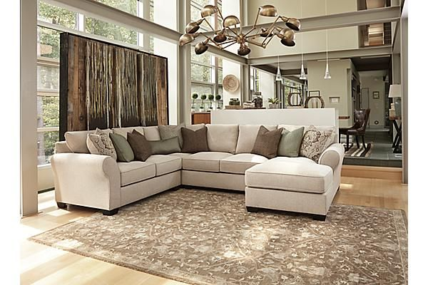 World's Best Sofas The Wilcot 4-piece Sectional From Ashley Furniture