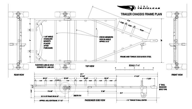teardrop trailer wiring diagrams