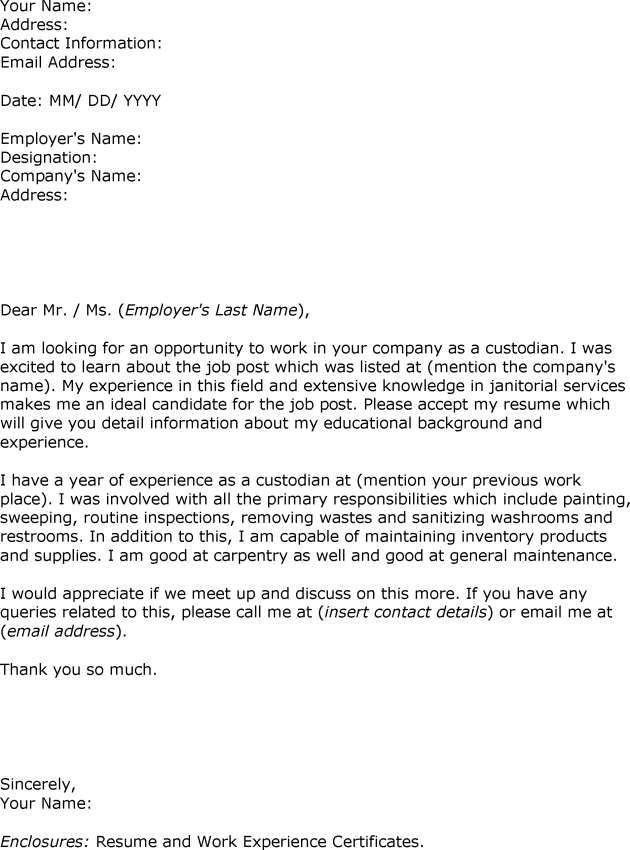 Job Application Letter Driver Position Job Application Form Free Pdf Employment Download Sample Letter Interest Custodian Employment The Example