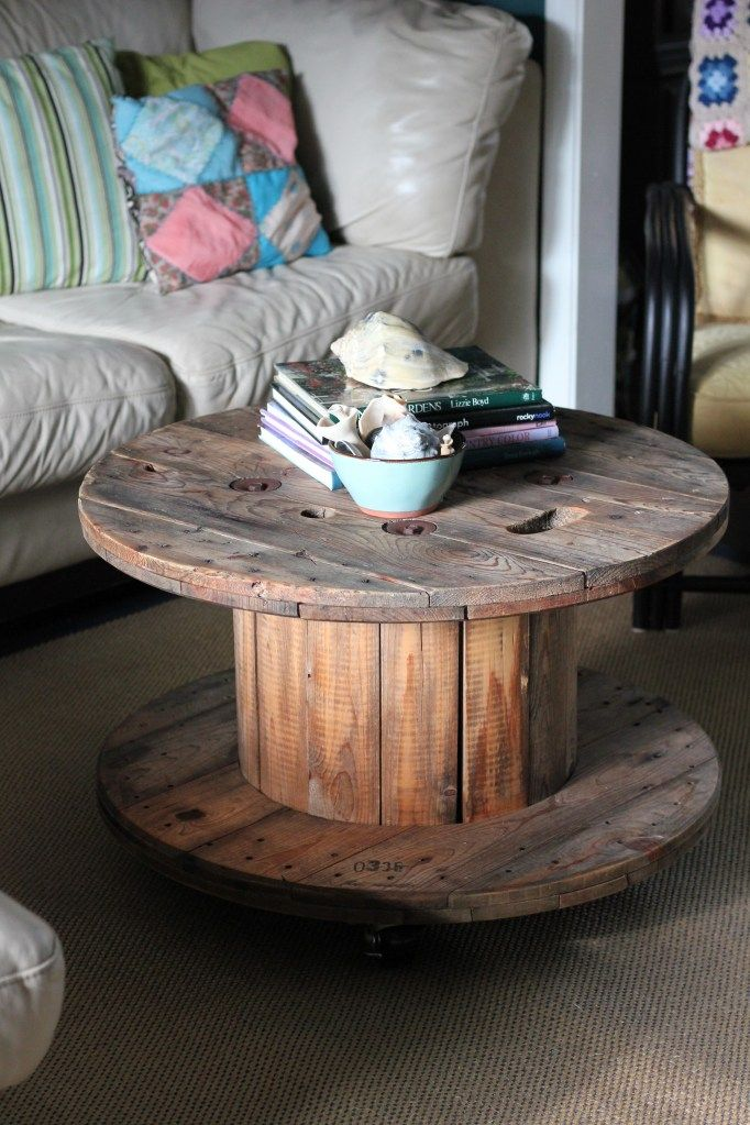 Mesa Bobina Cable Top 25 Ideas About Wire Spool Tables On Pinterest | Cable
