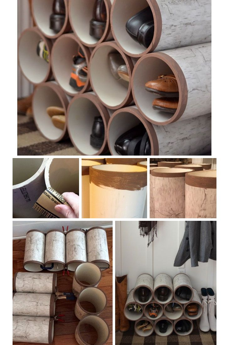 Garage Im Hang 22 Diy Shoe Storage Ideas For Small Spaces | On My Own