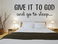 25+ best Bedroom Wall Quotes on Pinterest | Bedroom signs ...