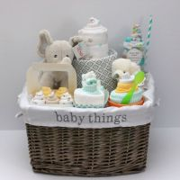 25+ best ideas about Baby gift baskets on Pinterest | Baby ...