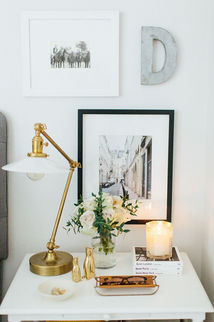 15 bedside table shelfies to copy for yourself