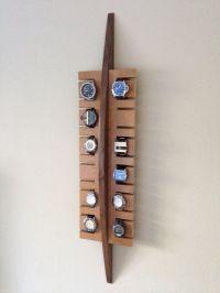1000+ ideas about Watch Holder on Pinterest   Watch ...